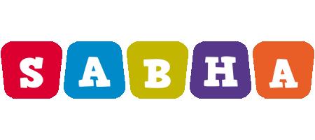 Sabha kiddo logo