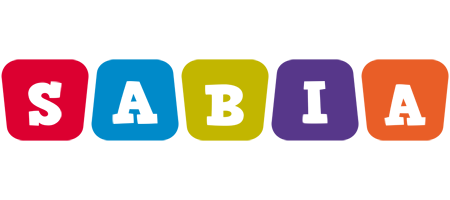 Sabia kiddo logo