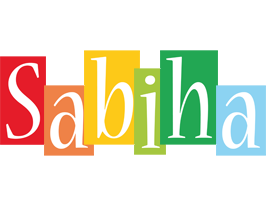 Sabiha colors logo