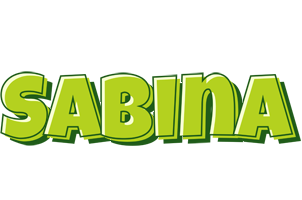 Sabina Logo | Name Logo Generator - Smoothie, Summer, Candy Style
