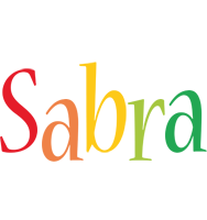 Sabra birthday logo