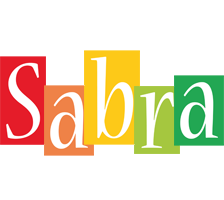 Sabra colors logo