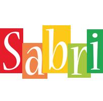 Sabri colors logo