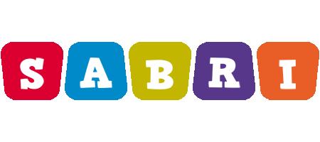 Sabri kiddo logo
