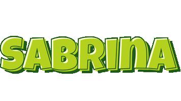 Sabrina summer logo