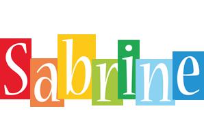Sabrine colors logo