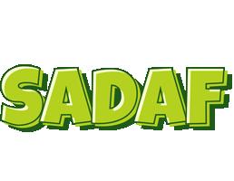 Sadaf summer logo