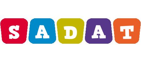 Sadat kiddo logo