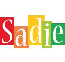 Sadie colors logo
