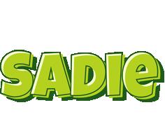 Sadie summer logo