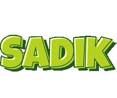 Sadik summer logo