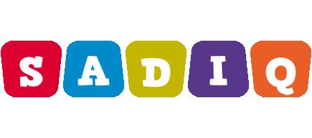 Sadiq kiddo logo