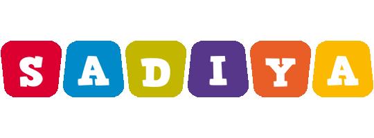 Sadiya kiddo logo