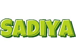 Sadiya summer logo
