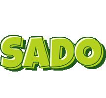 Sado summer logo