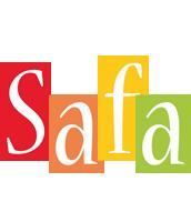 Safa colors logo