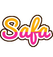 Safa smoothie logo