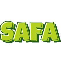 Safa summer logo