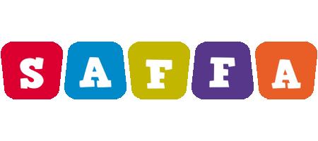 Saffa kiddo logo