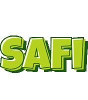 Safi summer logo