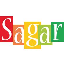 Sagar colors logo