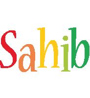 Sahib birthday logo