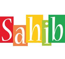 Sahib colors logo