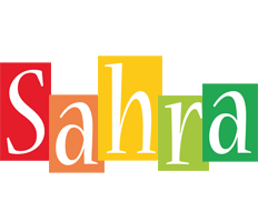 Sahra colors logo