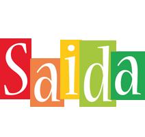 Saida colors logo