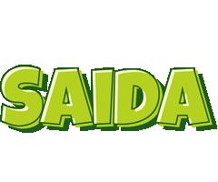 Saida summer logo