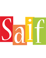 Saif colors logo