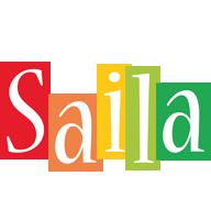 Saila colors logo