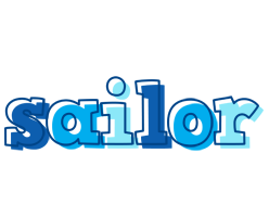 SAILOR logo effect. Colorful text effects in various flavors. Customize your own text here: http://www.textGiraffe.com/logos/sailor/