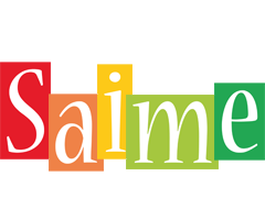 Saime colors logo