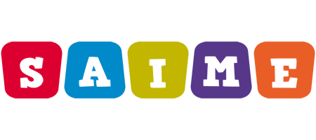 Saime kiddo logo
