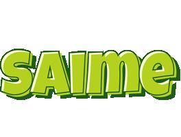Saime summer logo