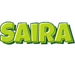 Saira summer logo