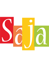 Saja colors logo