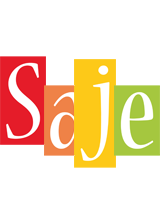 Saje colors logo