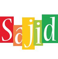 Sajid colors logo