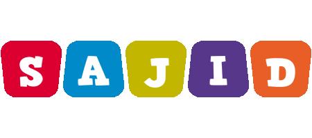 Sajid kiddo logo