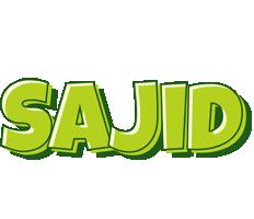 Sajid summer logo