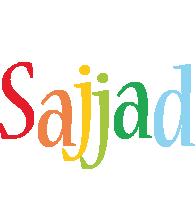 Sajjad birthday logo