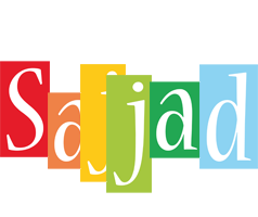 Sajjad colors logo