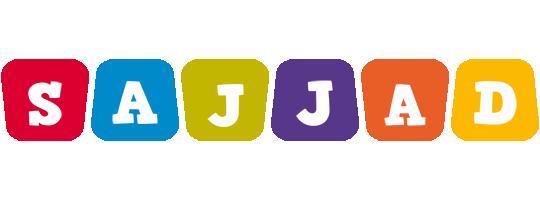 Sajjad kiddo logo
