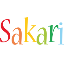 Sakari birthday logo