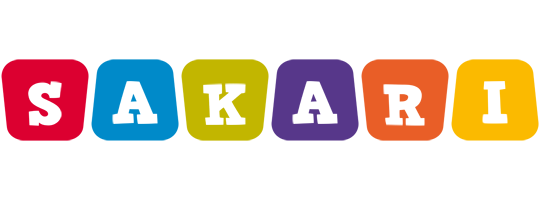 Sakari kiddo logo