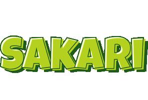 Sakari summer logo
