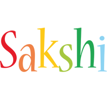 Sakshi birthday logo