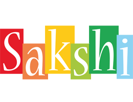 Sakshi colors logo